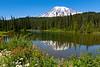 Mt Rainier Reflection Lakes 103