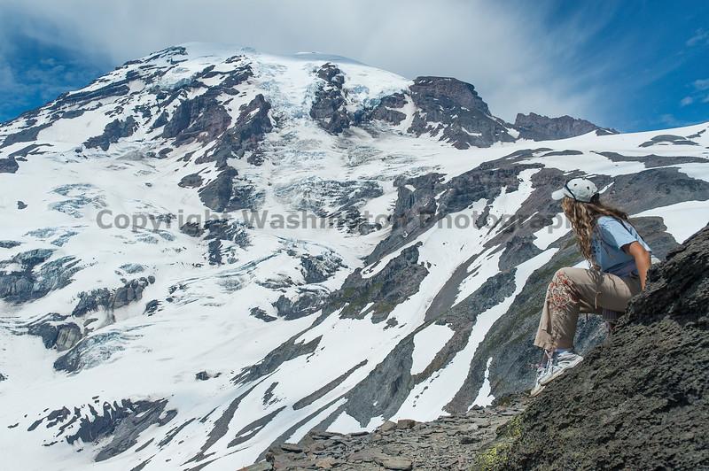 Mt Rainier Skyline 25