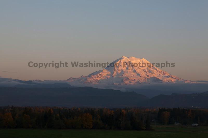 Mt Rainier from Graham 106