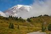 Mt Rainier Clouds 101