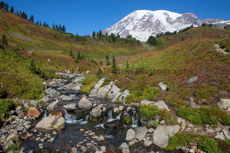 Mt Rainier Paradise Autumn 155
