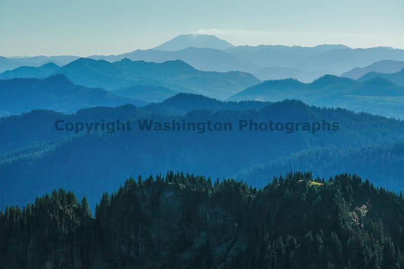 Mt Rainier Pinnacle Peak Trail 28