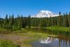 Mt Rainier Reflection Lakes 111