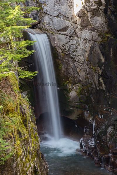 Mt Rainier Christine Falls 11