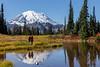 Mt Rainier Tipsoo Lake 23