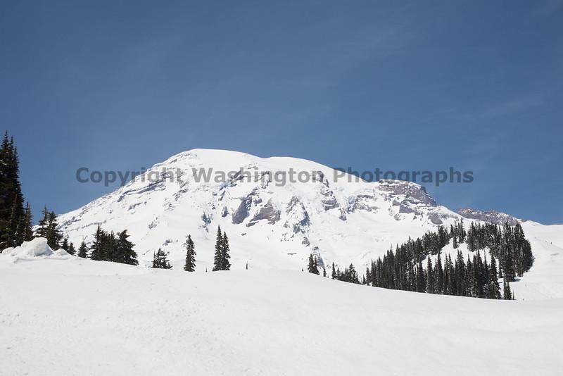 Mt Rainier Paradise Winter 111