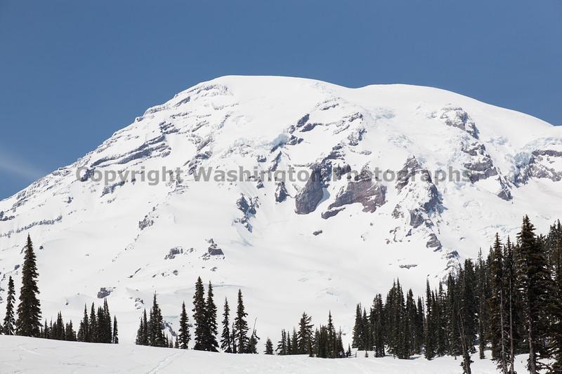 Mt Rainier Paradise Winter 114