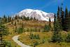 Mt Rainier Paradise Autumn 207