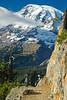 Mt Rainier Pinnacle Peak Trail 39