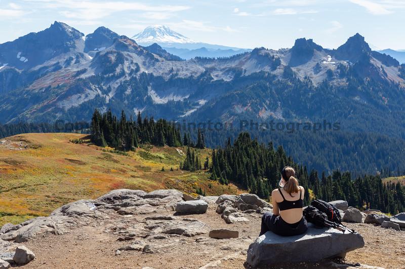 Mt Rainier Paradise Autumn 218