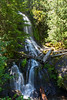 Mt Rainier Roadside Waterfall 10