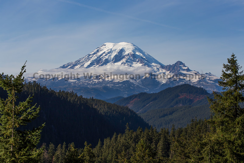 Mt Rainier from White Pass 10