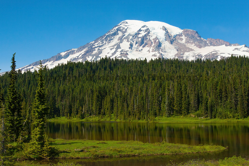 Mt Rainier Reflection Lakes 114