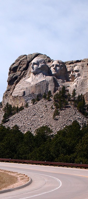 Mt. Rushmore, Custer S.P., Devils Tower 4-17