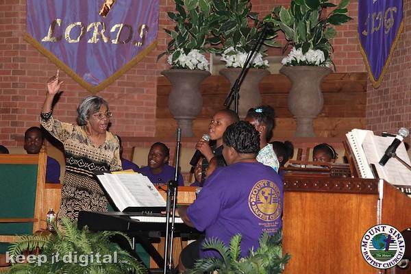 Church School Annual 2011