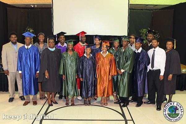 Mt. Sinai Graduates Service