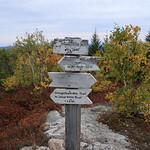 Mt Straightback and Mt Major (Belknap Range)