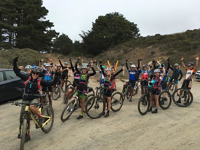 Mt. Tam RIde and Campout