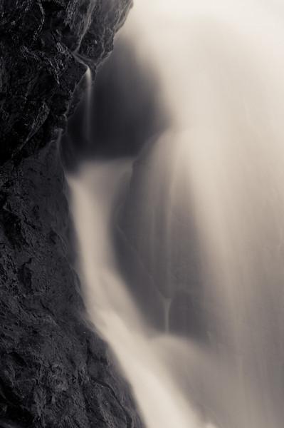 Cataract Falls and environs