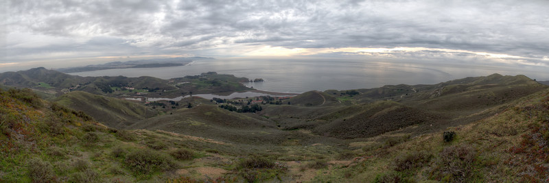 Rodeo Beach and Headlands Institute.