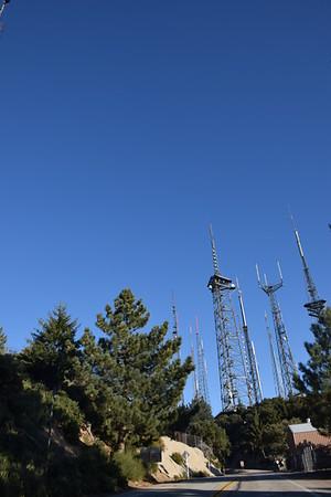 Mt. Wilson and La Canada Flintridge