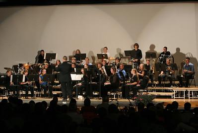 Senior Concert, 5-23-12 - Band