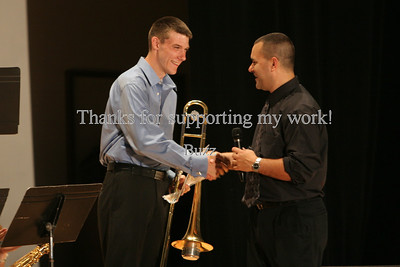 Senior Concert, 5-23-12 - Jazz Band