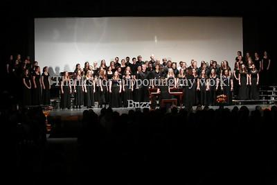 Seniors Last Concert