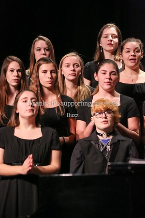 High School Winter Concert 2016