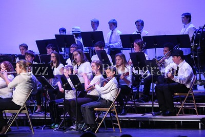 Winter Concert - Middle School