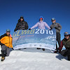 Our group at the top. Jeff, Bob, Lauren, Doug and Alex.