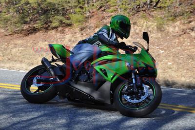 2011 Mt. Cheaha Alabama Motorcycle Photos