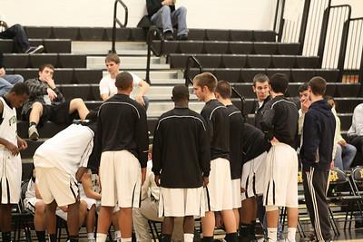 Mt. Hebron Boys Basketball 2010
