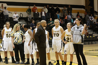 Mt. Hebron Girls Basketball 2011