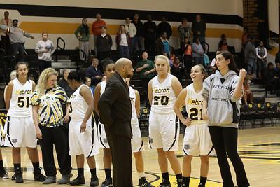 Mt. Hebron Girls Basketball 2011