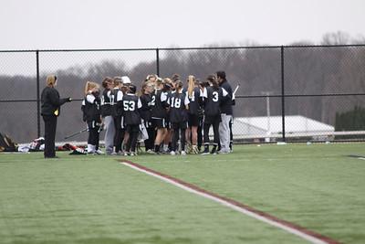 Mt. Hebron Girls' Lacrosse 2011