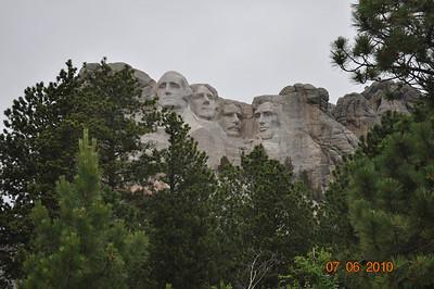 2010 Mt. Rushmore