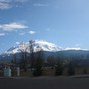 Mt. Shasta from town.
