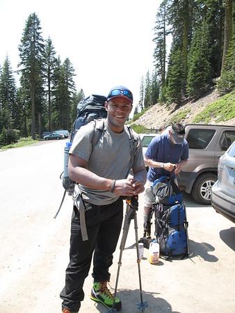 Mt Shasta 2015