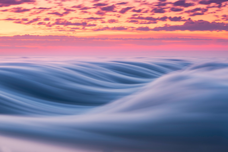 Cotton Candy Waves