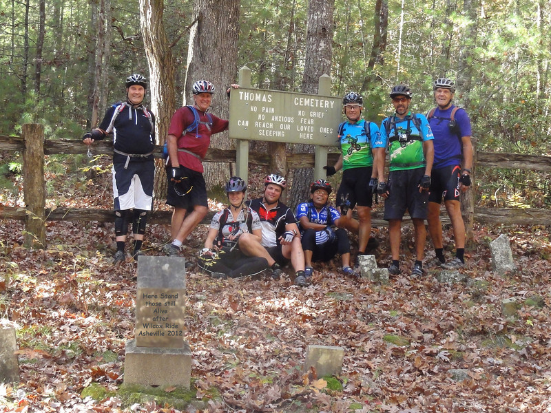 DuPont Ride with Bob Wilcox