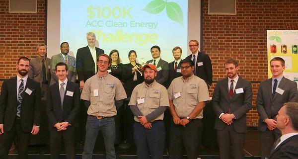 2014 $100K ACC Clean Energy Challenge