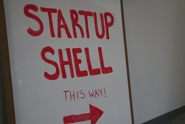 Fall 2015 Startup Shell Open House