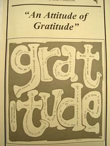 Gratitude (bulletin)