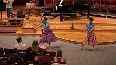 Kawika, Puamana, Miloli'i - Kahakui (Part II) Hawai'I Traditions, hula