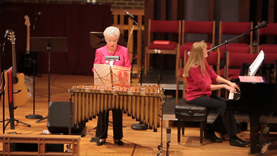 Four-Stick Joe - Brever Jean Wainwright, marimba