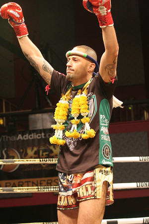 Muay Thai fights
