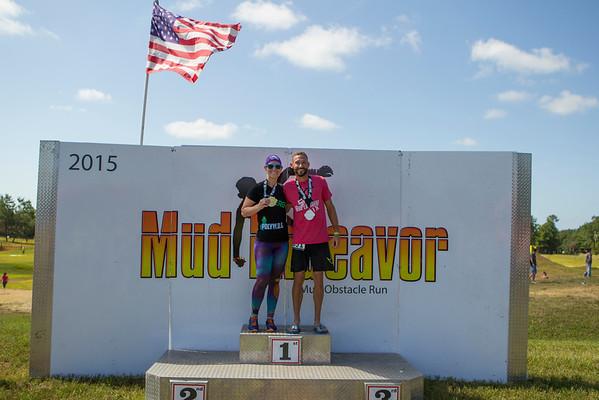 Mud Endeavor 6 set 1,  5-16-15