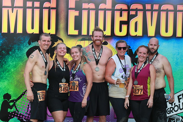 Mud Endeavor Under the Lights 2016 Set 1