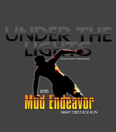 Mud Endeavor Under the lights 7-18-15